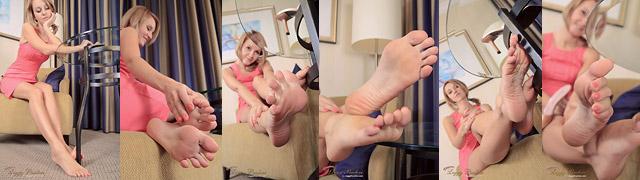 Pretty soles POV