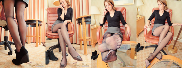 black-pantyhose-boots-and-legs-show-nylon