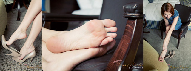 High arches sexy feet